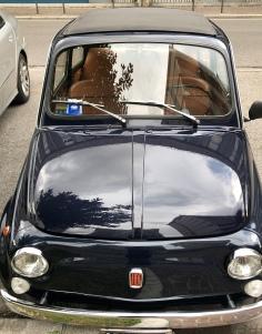 The original Fiat 500